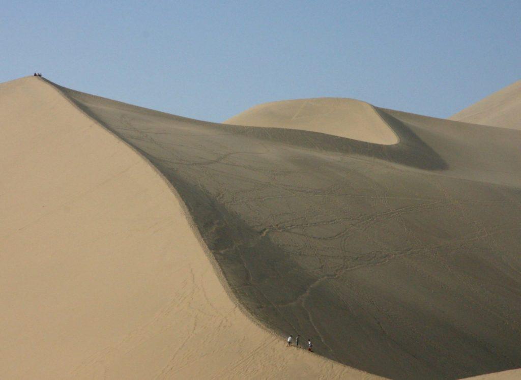 Desert-de-Gobi-dunes-de-sable-des-environs-de-Dunhuang